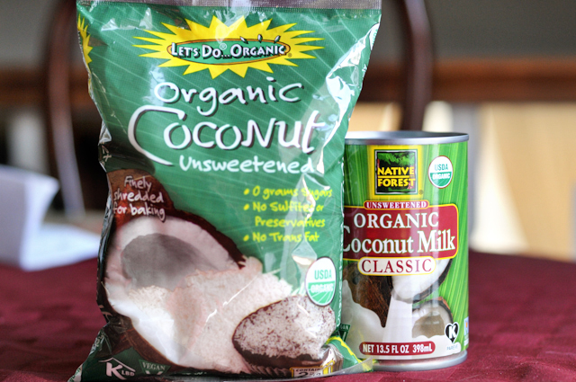 The Ultimate Coconut Scones