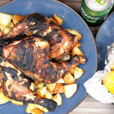 Beer Marinated Grilled Chicken
