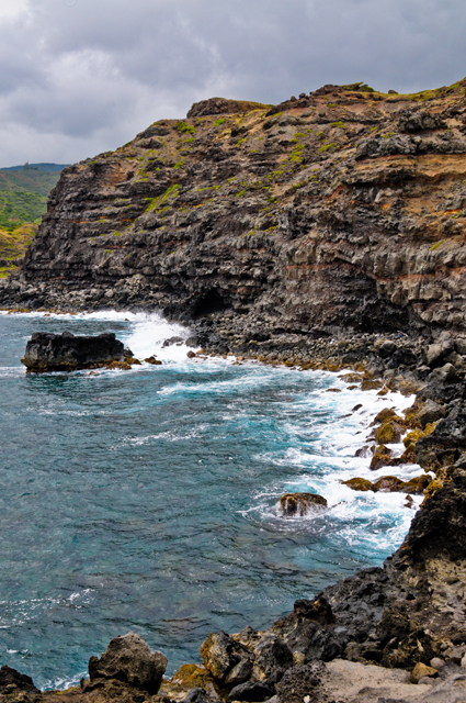 Gorgeous Maui Coastline // Photograph by HeathersDish.com
