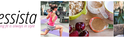 What I Love About…The Fitnessista