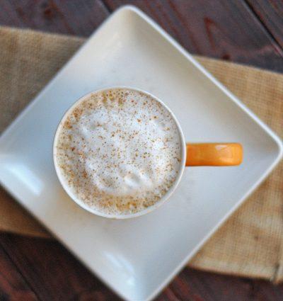 Starbucks Knock-Off Chai Tea Latte