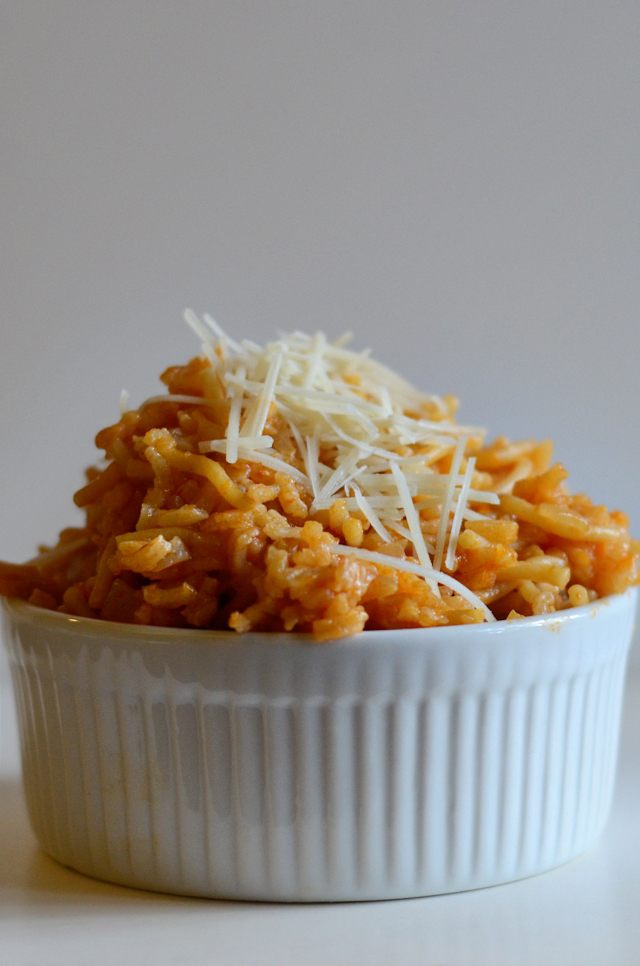 Homemade Rice-a-Roni || HeathersDish.com