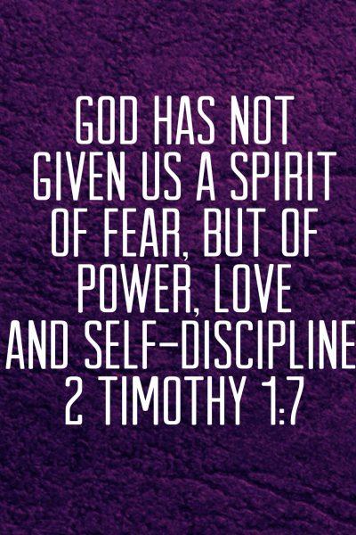 #LiveBoldly Day 6: Scriptural Boldness