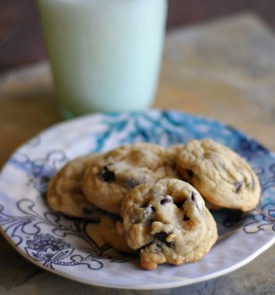 Small-Batch Browned Butter Chocolate Chip Cookies