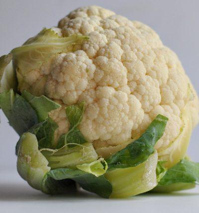 Paprika Roasted Cauliflower & Almonds