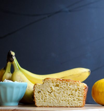 Banana Yogurt Cake