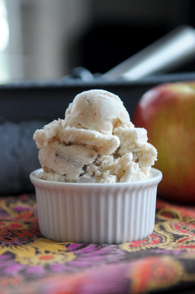 ized peach ginger cream cheese caramel swirl ice cream caramel apple ...