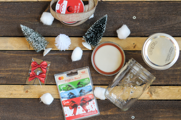 DIY Christmas Gift Card Snowglobes for the Person Who Has ...